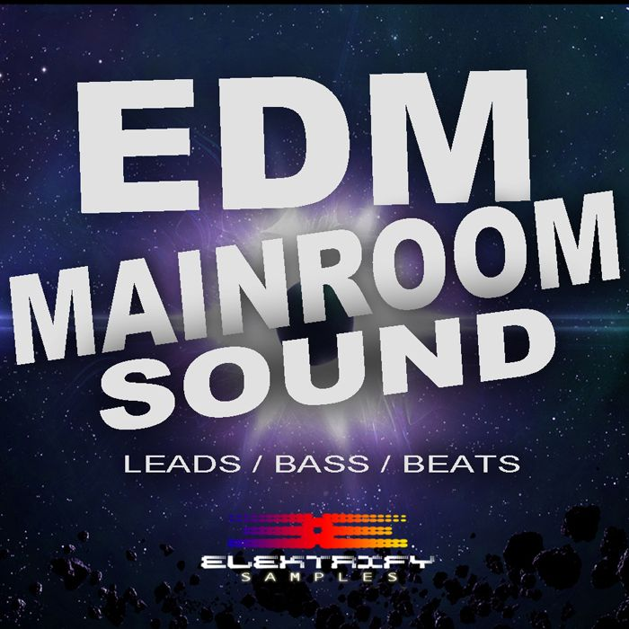 Elektrify Samples EDM Mainroom Sound WAV MiDi-MAGNETRiXX