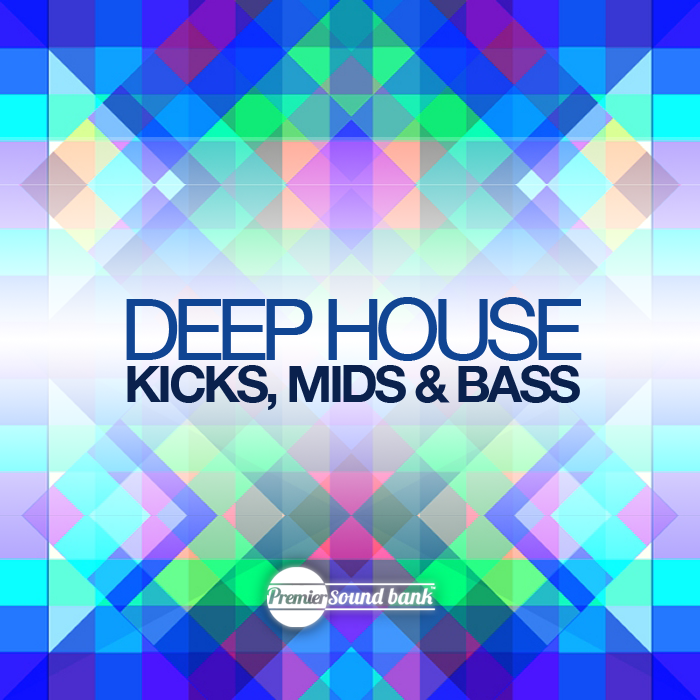 Premier Sound Bank Deep House Kicks Mids and Bass WAV MiDi-MAGNETRiXX