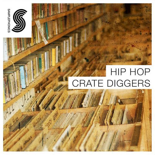 Samplephonics Hip-Hop Crate Diggers MULTiFORMAT