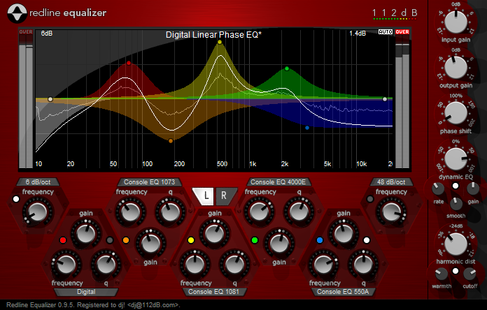 112db Redline Equalizer v1.0.4 Incl Patched and Keygen-R2R