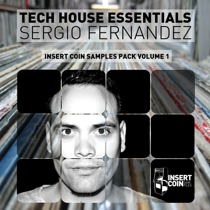Insert Coin Records Tech House Essentials Sergio Fernandez ACID WAV-MAGNETRiXX