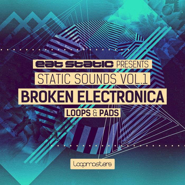 Loopmasters Static Sounds Vol1 Broken Electronica Loops and Pads MULTiFORMAT-MAGNETRiXX