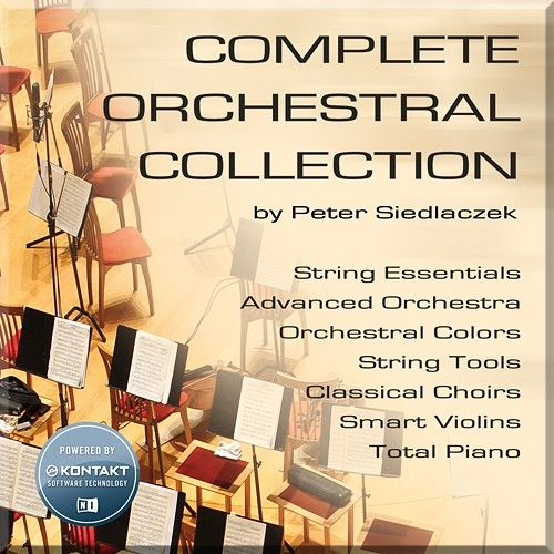 Best Service Complete Orchestral Collection KONTAKT SCD DVDR-SONiTUS