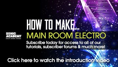 Sonic Academy HTM Main Room Electro with Ryan Enzed TUTORiAL MERRY XMAS-MATRiX