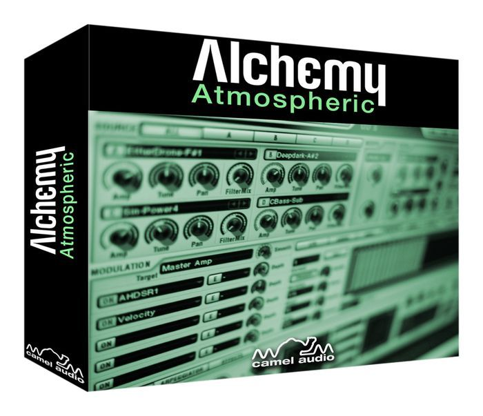 Camel Audio Atmospheric for Alchemy MERRY XMAS-6581