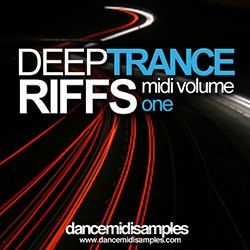 DMS Deep Trance Riffs MIDI Vol.1 MERRY XMAS-6581