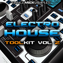 DMS Electro House Toolkit Vol.2 MiDi MERRY XMAS-6581