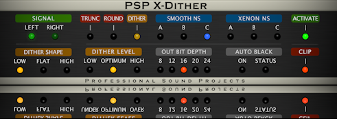 PSPaudioware PSP X-Dither v1.0.0 Incl Keygen (WiN and OSX)