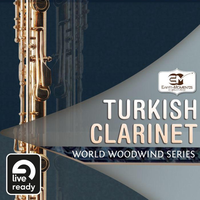 Earth Moments World Woodwind Series Turkish Clarinet WAV SCD-BYS
