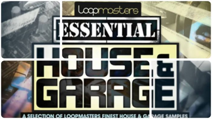 Loopmasters Essentials 31 House and Garage WAV-MAGNETRiXX