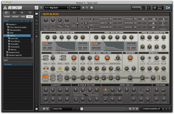Native Instruments Reaktor v5.9.0.Unlocked REPACK-Tracer