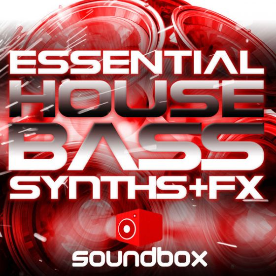 Soundbox Essential House Bass Synths and FX WAV-MAGNETRiXX