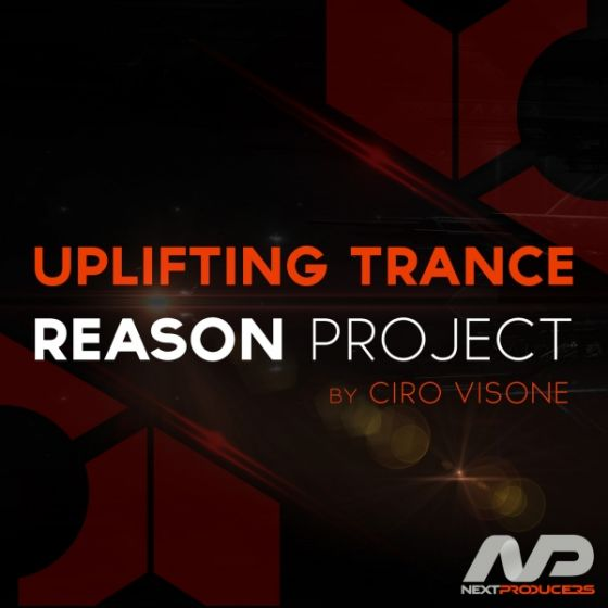 NextProducers Uplifting Trance Reason Project by Ciro Visone-MAGNETRiXX