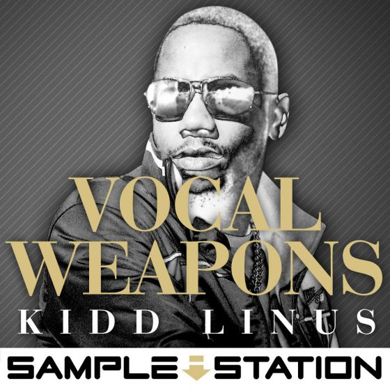 Sample Station Vocal Weapons Kidd Linus WAV-MAGNETRiXX