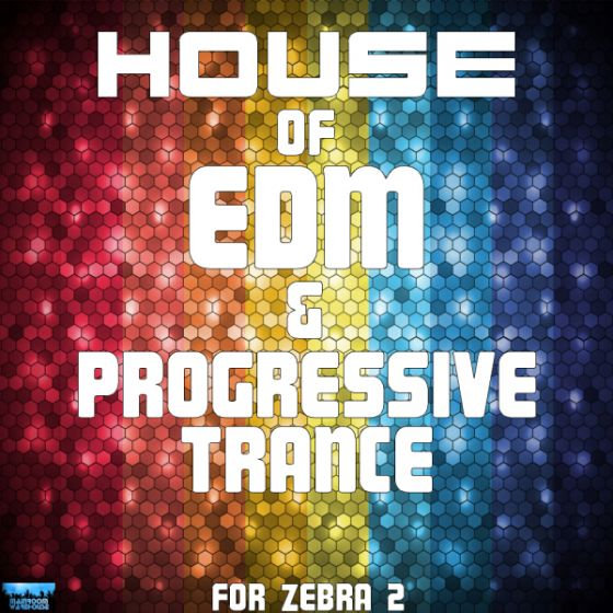 Mainroom Warehouse House Of EDM and Progressive Trance For Zebra 2-MAGNETRiXX