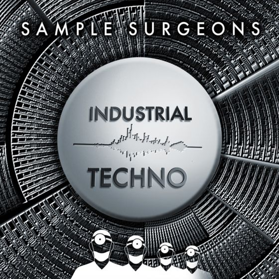 Sample Surgeons Industrial Techno WAV MiDi-MAGNETRiXX