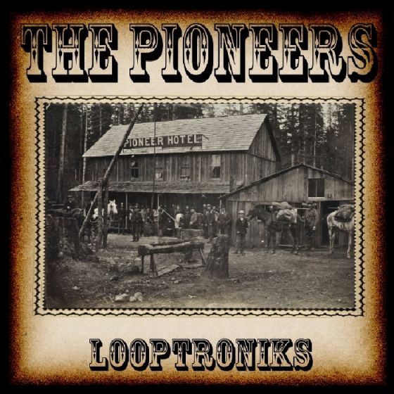 Looptroniks The Pioneers WAV MiDi-MAGNETRiXX