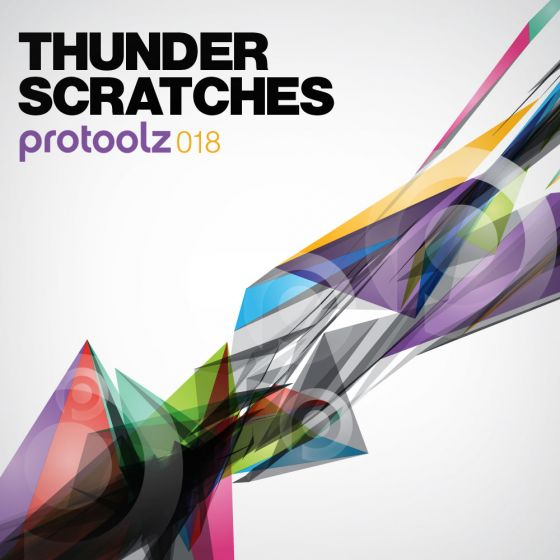 Protoolz Thunder Scratches WAV