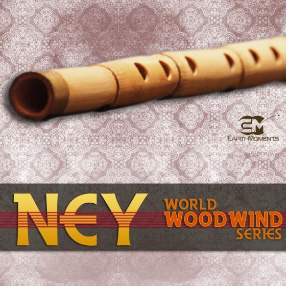 Earth Moments World Woodwind Series Oriental Ney WAV SCD-BYS