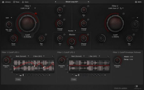 Cableguys Filtershaper 3 v3.0b1 AU VST BETA MAC OSX