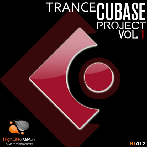 HighLife Samples Cubase Trance Project Vol.1-MAGNETRiXX