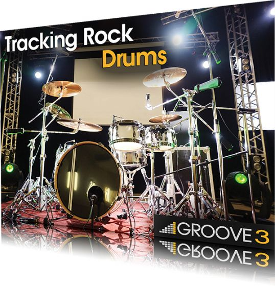Groove3 Tracking Rock Drums TUTORiAL-SONiTUS