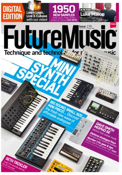 Future Music - January 2014