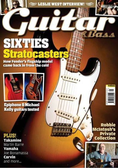 Guitar & Bass - January 2014