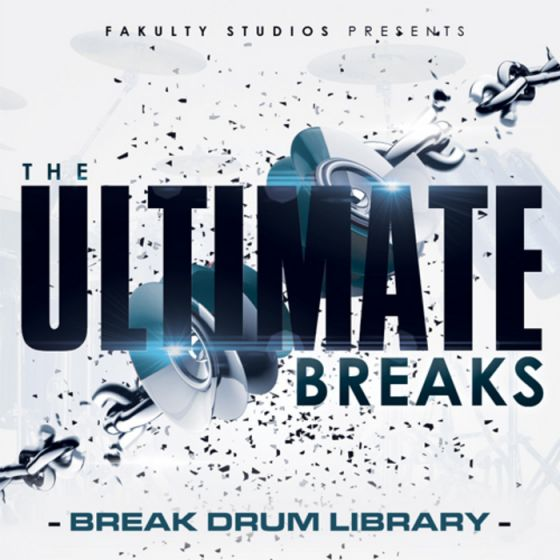 Fakulty Studios The Ultimate Breaks WAV