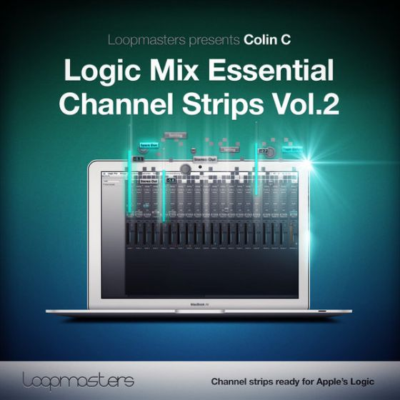 Loopmasters Logic - Mix Essential Channel Strips Vol. 2