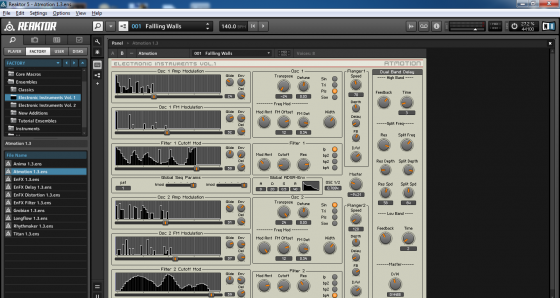 Native Instruments Reaktor User Library 2013