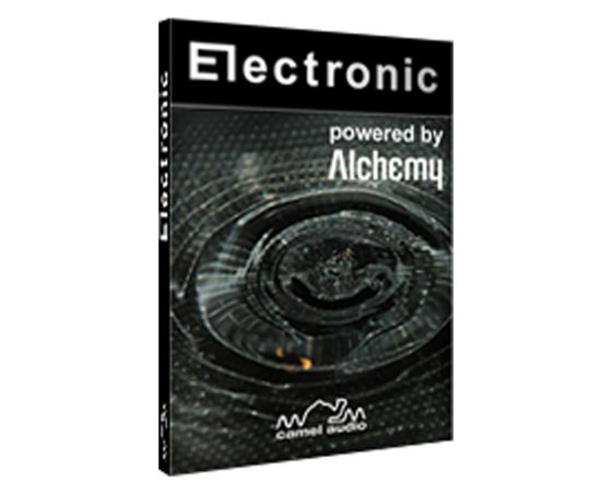 Camel Audio Electronic for Alchemy MERRY XMAS-6581