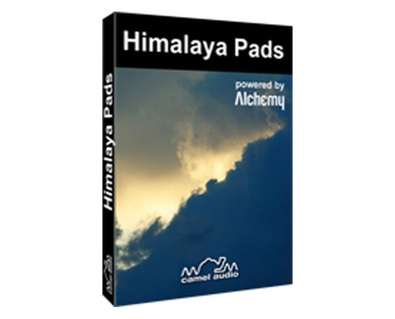 Camel Audio - Himalaya Pads: Alchemy Soundbank 1.50