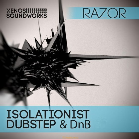 Xenos Soundworks Isolationist Dubstep and DnB for NI Razor MERRY XMAS-6581