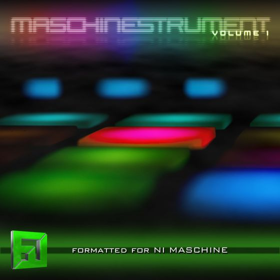 Fluxwithit Maschinestrument Vol.1 Maschine Expansion-MAGNETRiXX