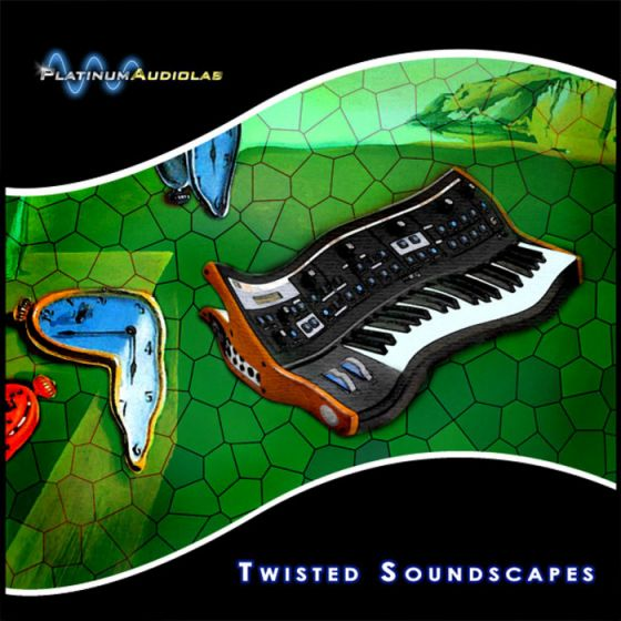 Platinum Audiolab Twisted Soundscapes MULTiFORMAT-MAGNETRiXX