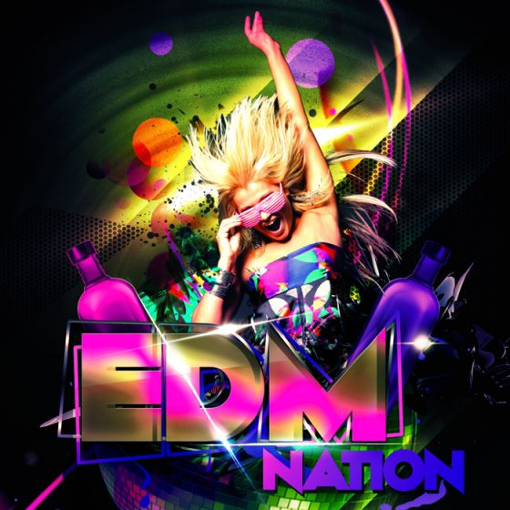 Sizzle Music EDM Nation WAV MiDi-MAGNETRiXX