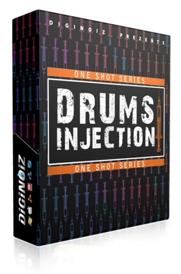 Diginoiz Drums Injection ACiD WAV AiFF-MAGNETRiXX