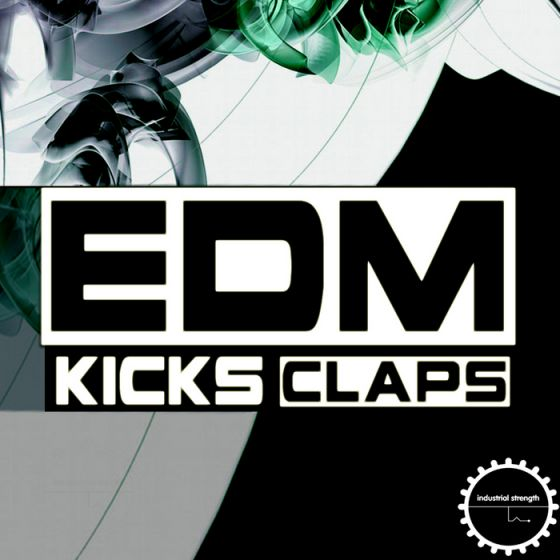 Industrial Strength Records EDM Kicks and Claps WAV Battery Ni Massive-MAGNETRiXX