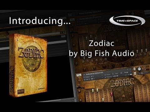 Big Fish Audio Zodiac KONTAKT DVDR HAPPY NEW YEAR-DYNAMiCS