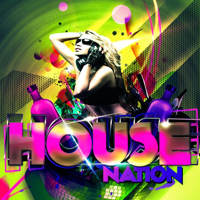 Sizzle Music House Nation ACiD WAV MiDi-MAGNETRiXX