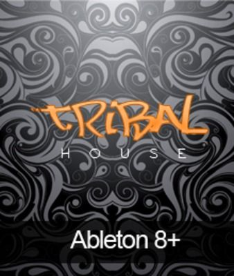BeatElite Tribal House Template-Ableton Live-MAGNETRiXX