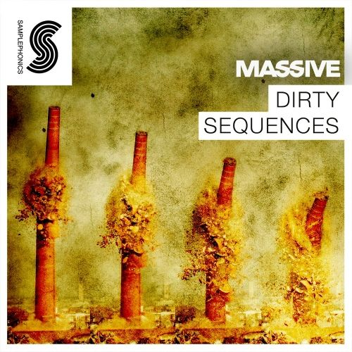 Samplephonics Massive Dirty Sequences-MAGNETRiXX