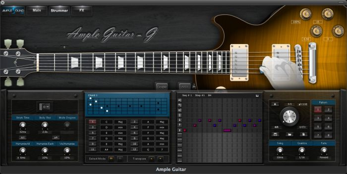 Ample Sound AGM v1.7.0 Incl.Keygen-R2R