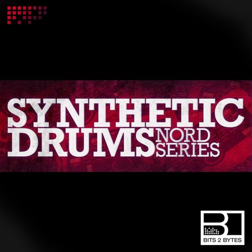 Bits 2 Bytes Synthetic Drums Nord Series MULTiFORMAT-MAGNETRiXX
