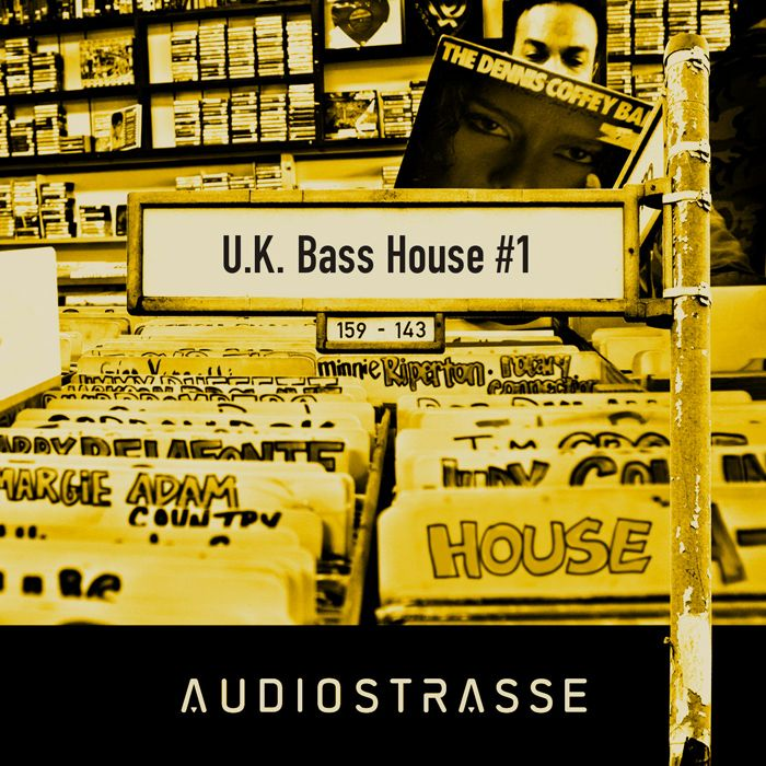 Audio Strasse Uk Bass House Vol.1 WAV-MAGNETRiXX