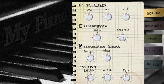Fluffy Audio My Piano v.1.1 KONTAKT-MAGNETRiXX