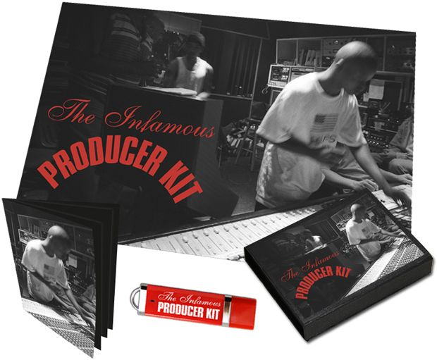 Havoc – The Infamous Producer Kit WAV