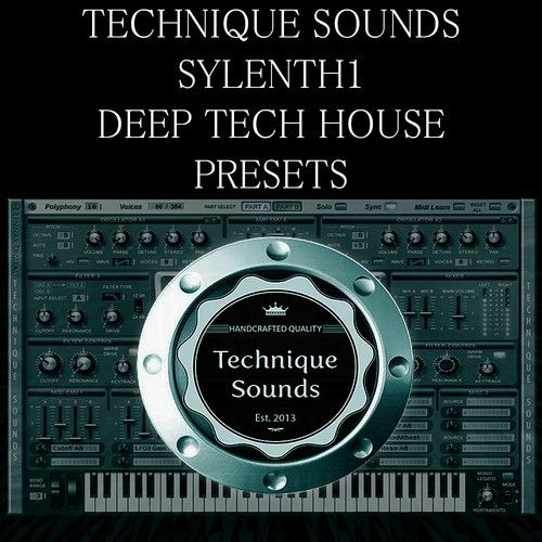Technique Sounds Deep Tech House Sylenth1 Presets-MAGNETRiXX