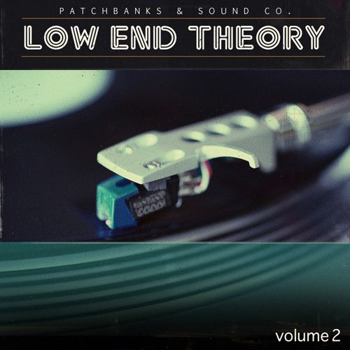 Patchbanks Lowend Theory Vol 2 WAV